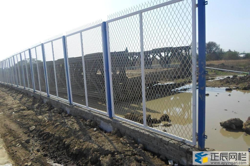 水源地框架护栏网