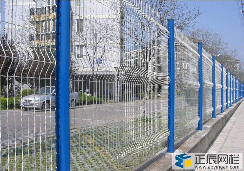 铁丝网围栏防护栏323