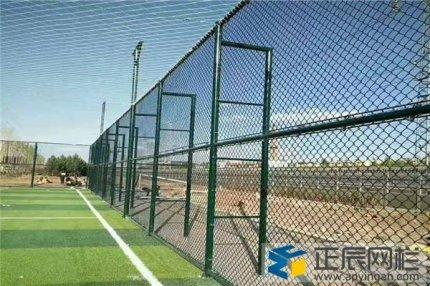 甘肃兰州某公司篮球场围网项目